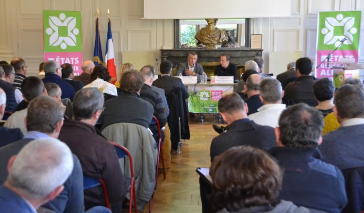 Fin novembre 2019, Michel Biero, patron de Lidl, est venu à Laval pour évoquer les Egalim. Il devrait rencontrer à nouveau la FDSEA 53 fin juillet.