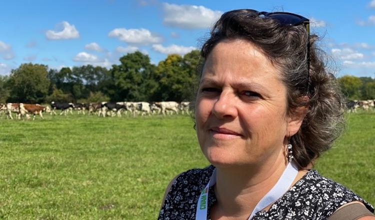 Mélanie Cosniera été élue maire de Souvigné-sur-Sarthe (72) cette année. Elle a également été tirée au sort pour la Convention Citoyenne sur le Climat.