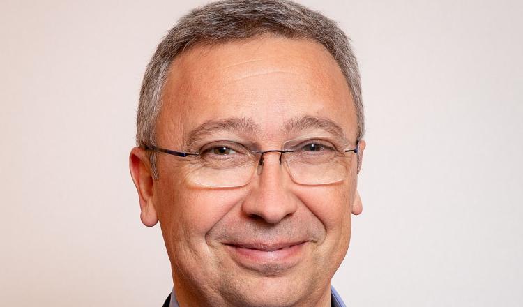 Eric Thirouin président de l'Association générale des producteurs de blé, est céréalier en Eure-et-Loir.