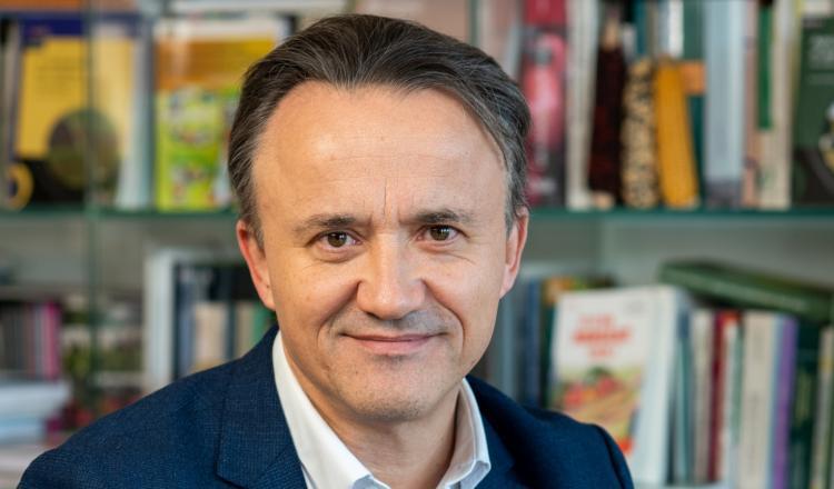 Philippe Mauguin, PDG de l'Inrae;