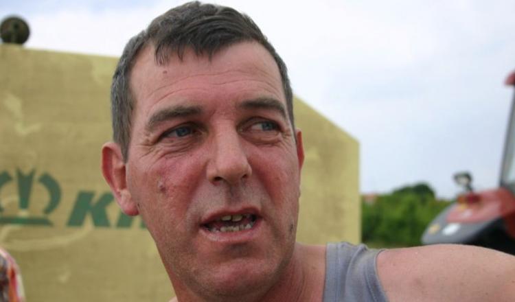 Michel Boutin est éleveur de vaches allaitantes à Chemillé, est président de la Coordination rurale de Maine-et-Loire.