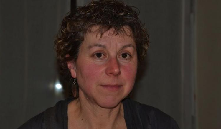 Edith Jouault, trésorière du Club des agriculteurs mayennais.