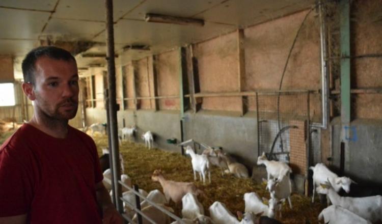 L'exploitation était la première en 2003 à se doter d'un séchoir de foin en grange. Un équipement qui leur a permis de gagner en autonomie et de réduire leurs charges alimentaires.
