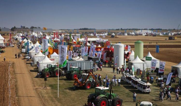 Lors de sa dernière édition dans le Loiret, Innov-Agri a accueilli 90 000 visiteurs.