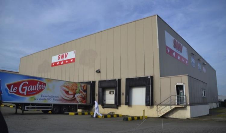 LDC va construire sa future usine à Vaiges (Mayenne), et va annonce la création de 35 emplois. (photo d'archives)