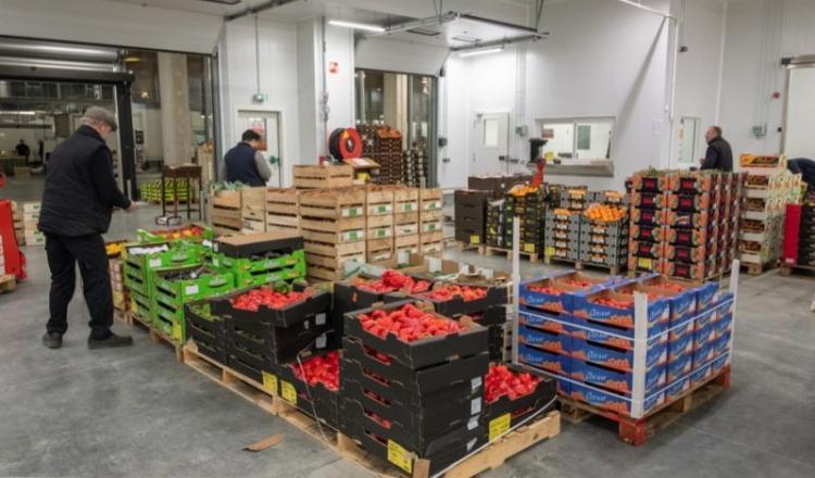 A peine ouvert, le taux d'occupation du nouveau MIN est déjà de 96%. (photo: Nantes Métropole)
