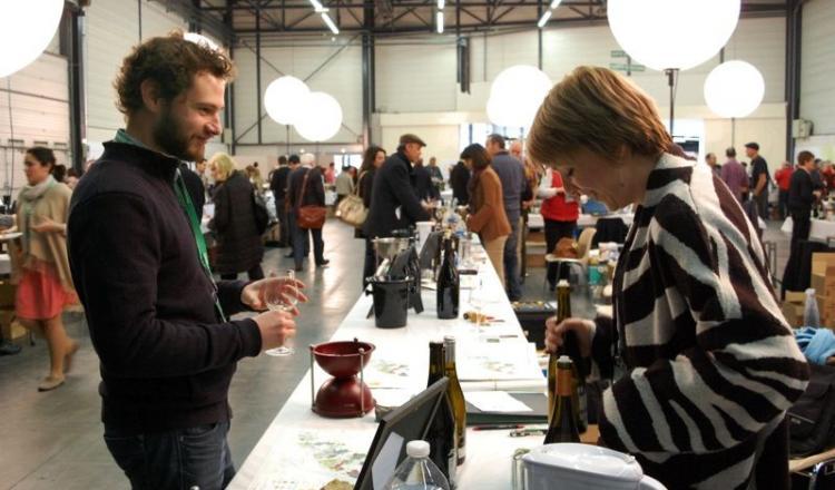 Le Salon des vins de Loire a lieu du 1er au 3 février au parc des expositions d'Angers.