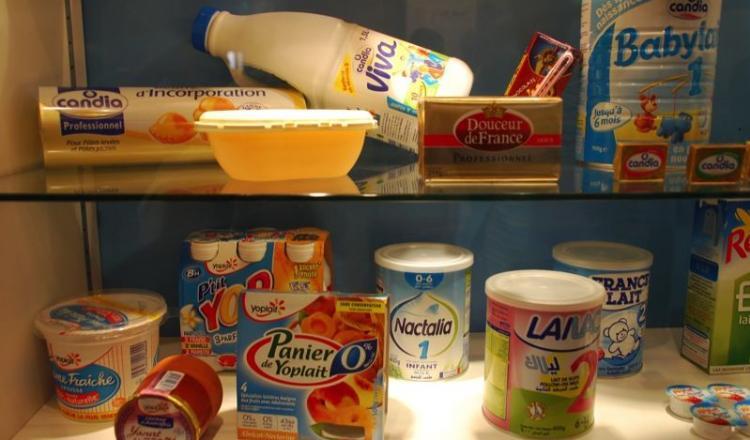 """""""Tout le lait produit doit être associé à un marché, ce principe est vital et guidera toutes nos décisions"""", a insisté Damien Lacombe, président de Sodiaal. Les autres transformateurs laitiers sont sur la même longueur d'ondes."""