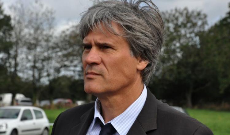 StéphaneLe Foll, ministre de l'Agriculture, participait au forum citoyen organisé par la Maison de l'Europe, le 25 janvier en Sarthe. Il a répondu aux questions de la salle.