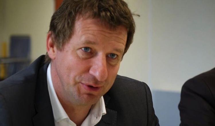 Yannick Jadot est député européen EELV