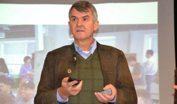 Michael Horsch, est le dirigeant de l'entreprise allemande de matériel Horsch.