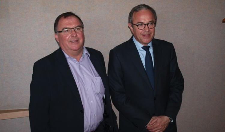 Au cours de la conférence de presse de présentation des résultats Terrena pour 2013, Hubert Garaud et Maxime Vandoni ont annoncé la création de Kassiop Investi, un fonds d'investissement.