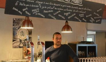 """Julien Bosseau: """"Il faudra du temps pour que consommateurs consomment plus local."""""""