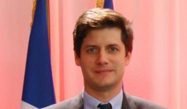 Julien Denormandie, nouveau ministre de l'Agriculture.