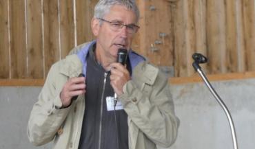 Pascal Bisson, conseiller viande bovine à la chambre d'agriculture des Deux-Sèvres.