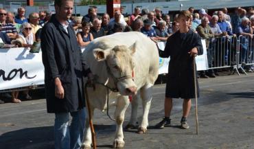 Le concours et les ventes d'animaux de boucherie vont bien avoir lieu vendredi 4 septembre. Mais le festival n'attribuera pas de prix d'ensemble, n'accueillera pas le grand public et ne proposera donc pas son défilé des animaux primés.