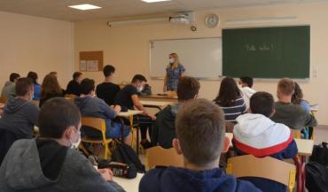 Au lycée privé de Pouillé aux Ponts-de-Cé (Maine-et-Loire), trois nouvelles formations sont proposées cette année.