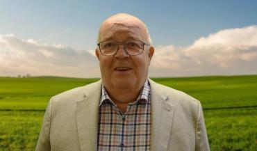 Jean Grimbert est le nouveau président de la MSA Mayenne-Orne-Sarthe. (photo MSA)