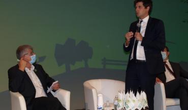"""Julien Denormandie, ministre de l'Agriculture: """"Le plan de relance vise à créer une France plus forte à l'avenir, ce qui ne fera pas sans notre secteur agricole et agroalimentaire."""""""