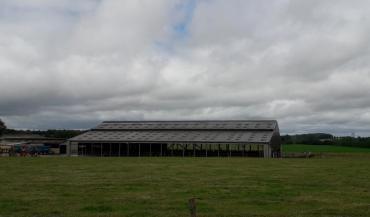 """""""Il faut privilégier la ventilation naturelle"""", préconise Bertrand Fagoo, de l'Institut de l'élevage."""