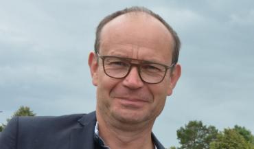 Olivier Chemin, président de la Coordination rurale 53.