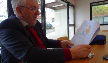 Vendredi 13mars, la commission locale de l'eau du bassin de l'Oudon, présidé par Louis Michel, a présenté le nouveau contrat territorial (2020-2025).