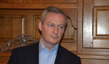 Bruno Le Maire, ancien ministre de l'Agriculture du gouvernement Fillon.