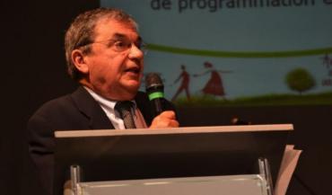 Jean-Pierre Garcia est administrateur national de Générations mouvement (Aînés ruraux).