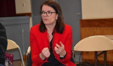 Laurence Maillart-Méhaignerie, députée LREM d'Ille-et-Vilaine, rapporteure du Titre 2 (Alimentation) de la loi EGAlim.