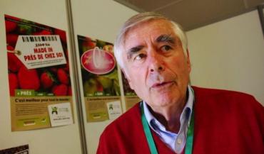 Yves-Roger Machart est retraité de l'Inra, est bénévole en Bretagne pour AVSF