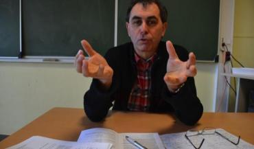 """""""S'il y avait tant de pessimisme, les agriculteurs n'auraient pas autant de projets"""" estime Michel Gaudin."""