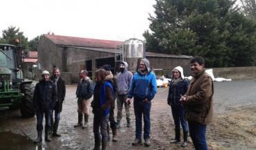 La chambre d'agriculture de Loire-Atlantique propose des voyages en agriculture