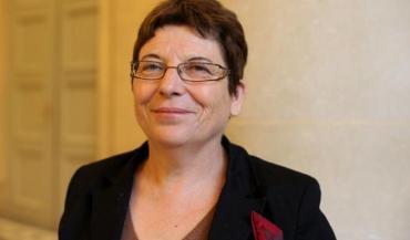 Brigitte Allain est députée Europe Ecologie Les verts de Dordogne