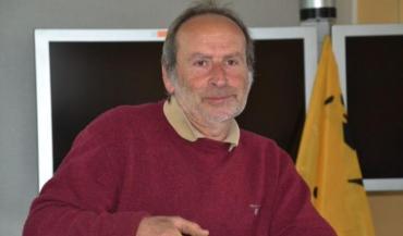 Gérard Bernier est président de Bio Loire Océan, producteur de fruits et légumes à Saint-Georges sur-Layon.