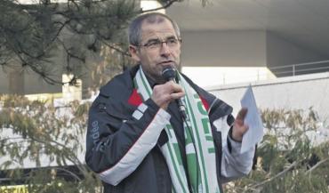 Joël Limouzin est le président de la FRSEA des Pays de la Loire.