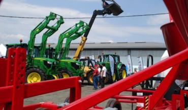 Les ventes de tracteurs ont chuté en ce début d'année. Mais cela survient après des années fastes.