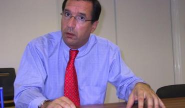 Yannick Favennec, député UDI de la Mayenne.