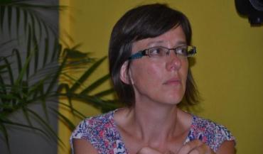 Nathalie Hostiou, chercheuse de l'Inra de Clermont-Ferrand