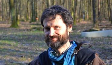 Antoine Luneau, co-président du Civam bio 53.