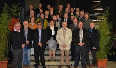 Le nouveau conseil d'administration de la MSA Mayenne-Orne-Sarthe.