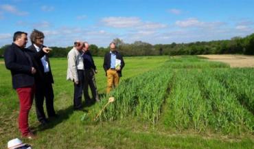 Responsables du lycée Nature et responsables professionnels ont présenté les temps forts du salon Tech&Bio, la semaine dernière à La Roche-sur-Yon.