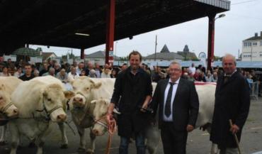 L'assemblée générale du festival d'Evron se déroulait vendredi 6avril. Le concours de septembre se prépare à accueillir environ 20000 visiteurs, sous la houlette du président Jean-Yves Renard.