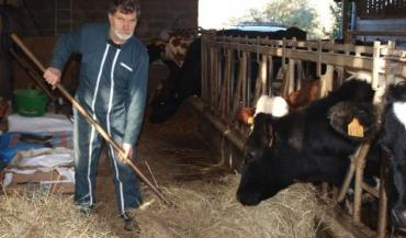 """""""Pour l'avenir de la Zad, nous soutenons une agriculture de dimension modeste, avec des gens qui prennent peu de risques sur le plan financier"""", soutient Marcel Thébault au nom du mouvement de lutte."""