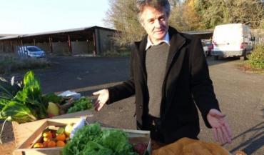 François Briotet, maraîcher bio recruté pour le projet, s'installera en janvier2019. Il approvisionnera la cuisine centrale, l'hôpital duMans, la clinique du Pré, le Crédit Agricole, et des établissements scolaires de la métropole mancel