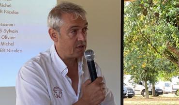 """Romuald Martin, president Elvea Sarthe : """"Nous n'avons plus dix ou même cinq ans mais seulement deux pour agir."""""""